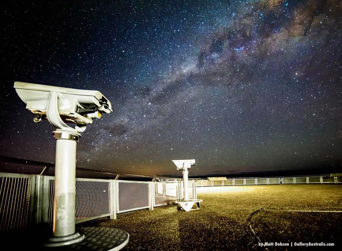 Katoomba, Blue Mountains Milky Way