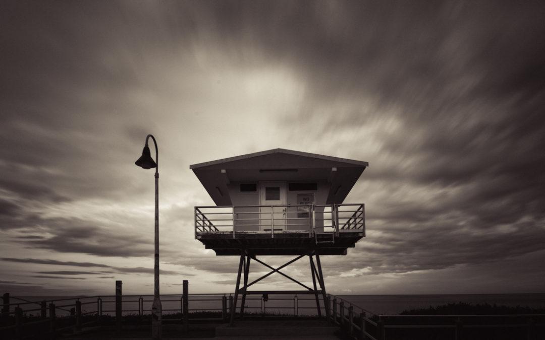 North Cronulla Beach Lifeguard Tower